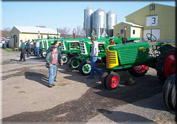 farm equipment auctions lebanon pa